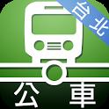 台北搭公車 - 公車即時動態查詢 icon