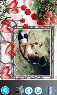 Love Photo Frames - screenshot thumbnail