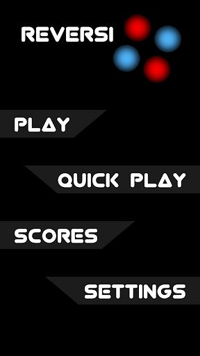 2 Player: Reversi