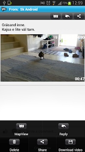 VMS - Video Messenger - screenshot thumbnail