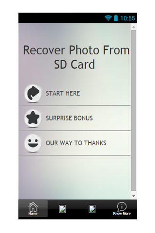Recover Photo From SD Card Tip