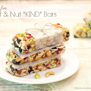 Fruit & Nut Grain-Free Bars.