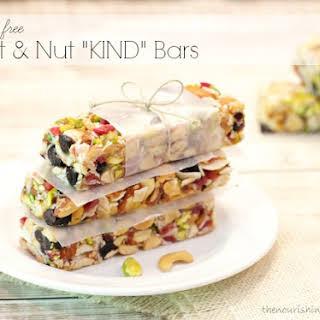 Dried Fruit Nut Bar Recipes.