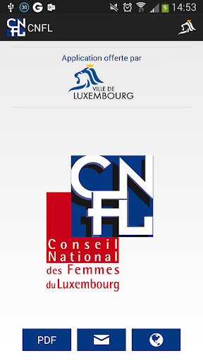 Les sportives luxembourgeoises
