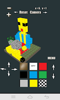 Screenshot of Block World, Create own world