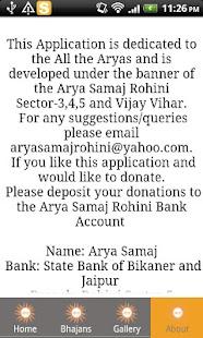 Arya Samaj App- screenshot thumbnail
