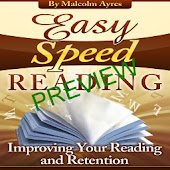 Easy Speed Reading Preview