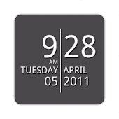 SDS2 Clock Widget