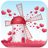 Love windmill