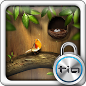 Tia Locker Ani Bird Theme