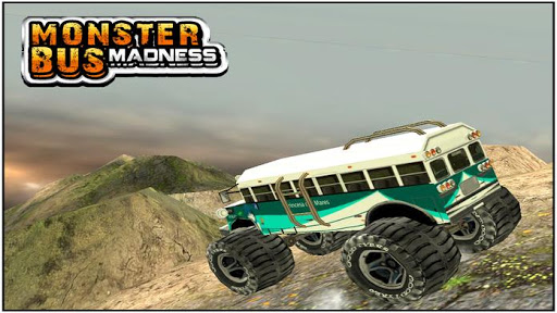 Monster Bus Madness