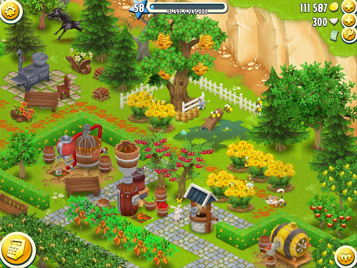 Hay Day - screenshot