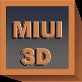 MIUI 3D ICONS APEX/NOVA/ADW