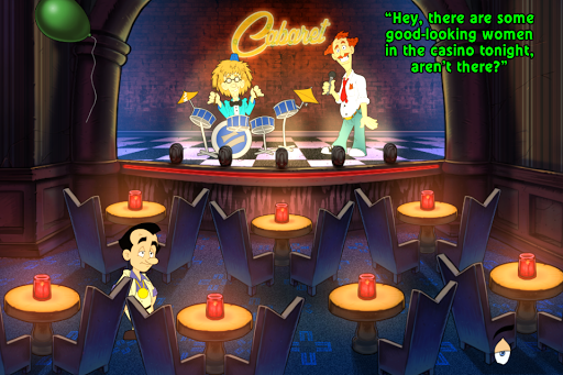 Leisure Suit Larry: Reloaded - 80s and 90s games!  screenshots 4