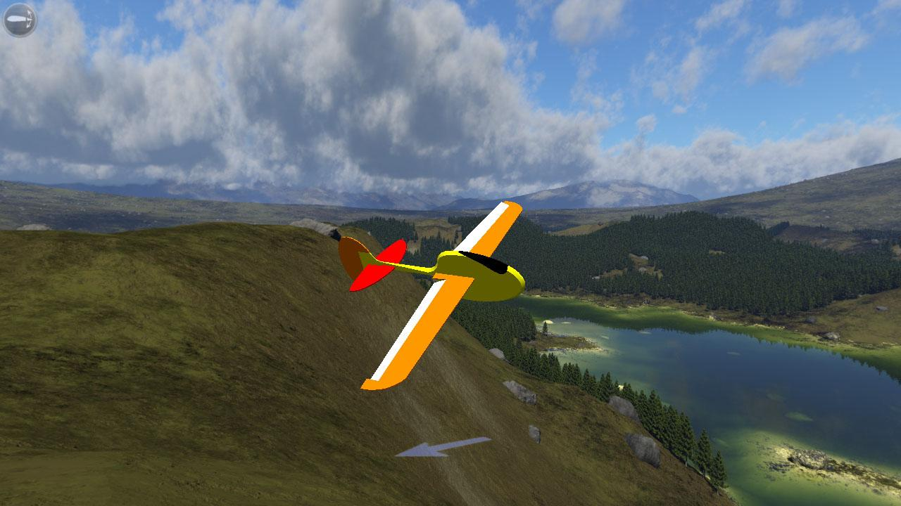 PicaSim: Flight simulator- screenshot