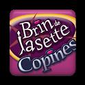 Brin de jasette – Copines logo