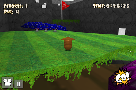 Roly Poly Putt- screenshot thumbnail