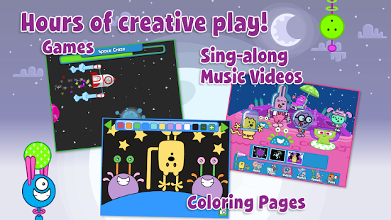 Wubbzy's Space Adventure - screenshot thumbnail