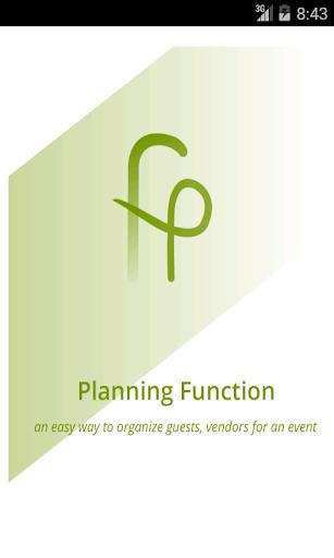 Function Planning