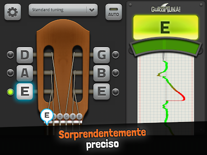 Afinador guitarra - GuitarTuna - screenshot thumbnail