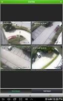 Screenshot of TruVision TVRMobile 2.1
