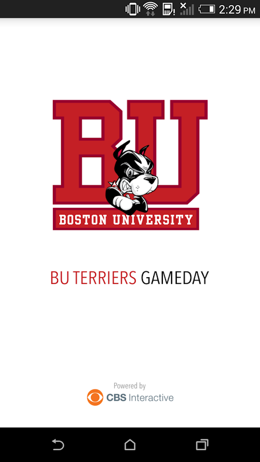 BU Terriers Gameday LIVE - screenshot
