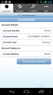 Northpointe Bank Mobile- screenshot thumbnail