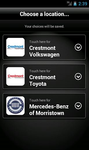 Crestmont Family Dealerships