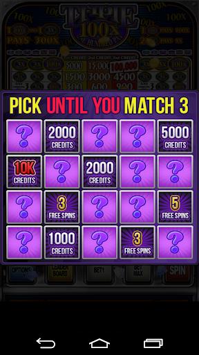 Triple 100x Pay Slot Machine  {cheat|hack|gameplay|apk mod|resources generator} 4