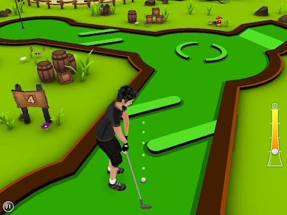 Mini Golf Game 3D - screenshot thumbnail