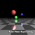 Real-Time GPU Raytracing logo