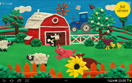 個人化必備APP下載|KM Farm Live wallpaper Free 好玩app不花錢|綠色工廠好玩App