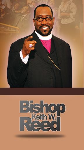 Bishop Keith W. Reed Sr.