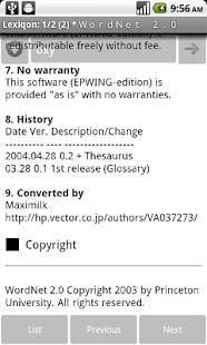 玩書籍App English Dictionary免費 APP試玩