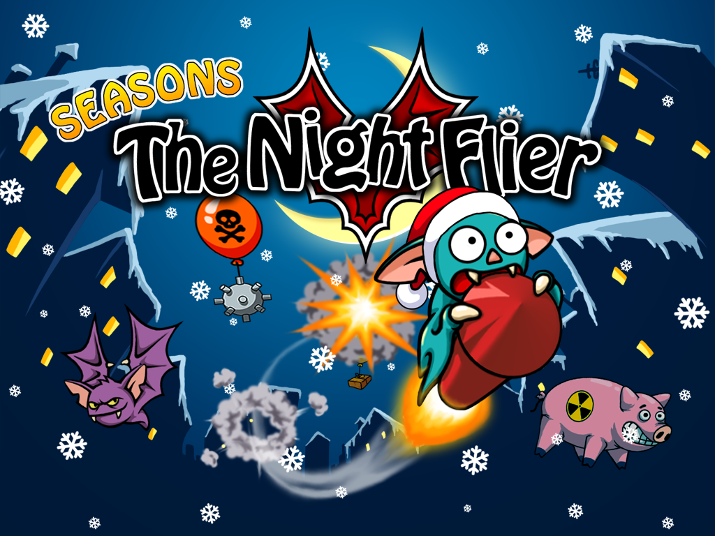 The Night Flier: Seasons- screenshot