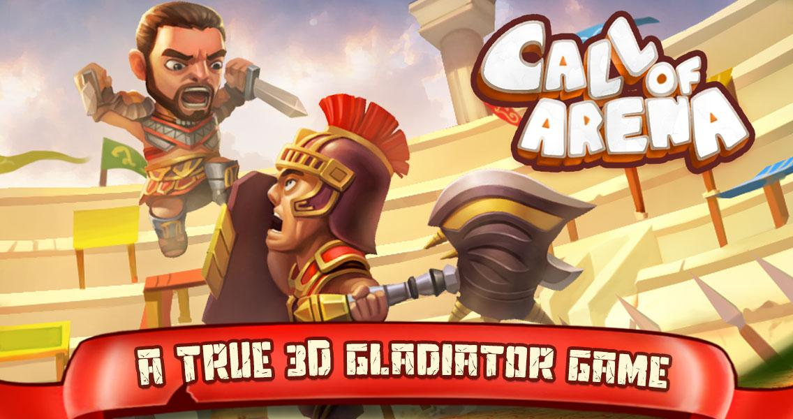 Gladiators: Call of Arena- screenshot