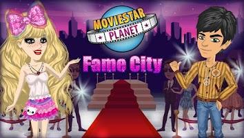 Screenshot of Fame City