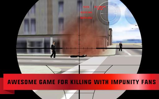 Rifle: City Shooting