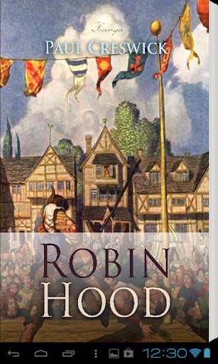 Robin Hood eBook App Free