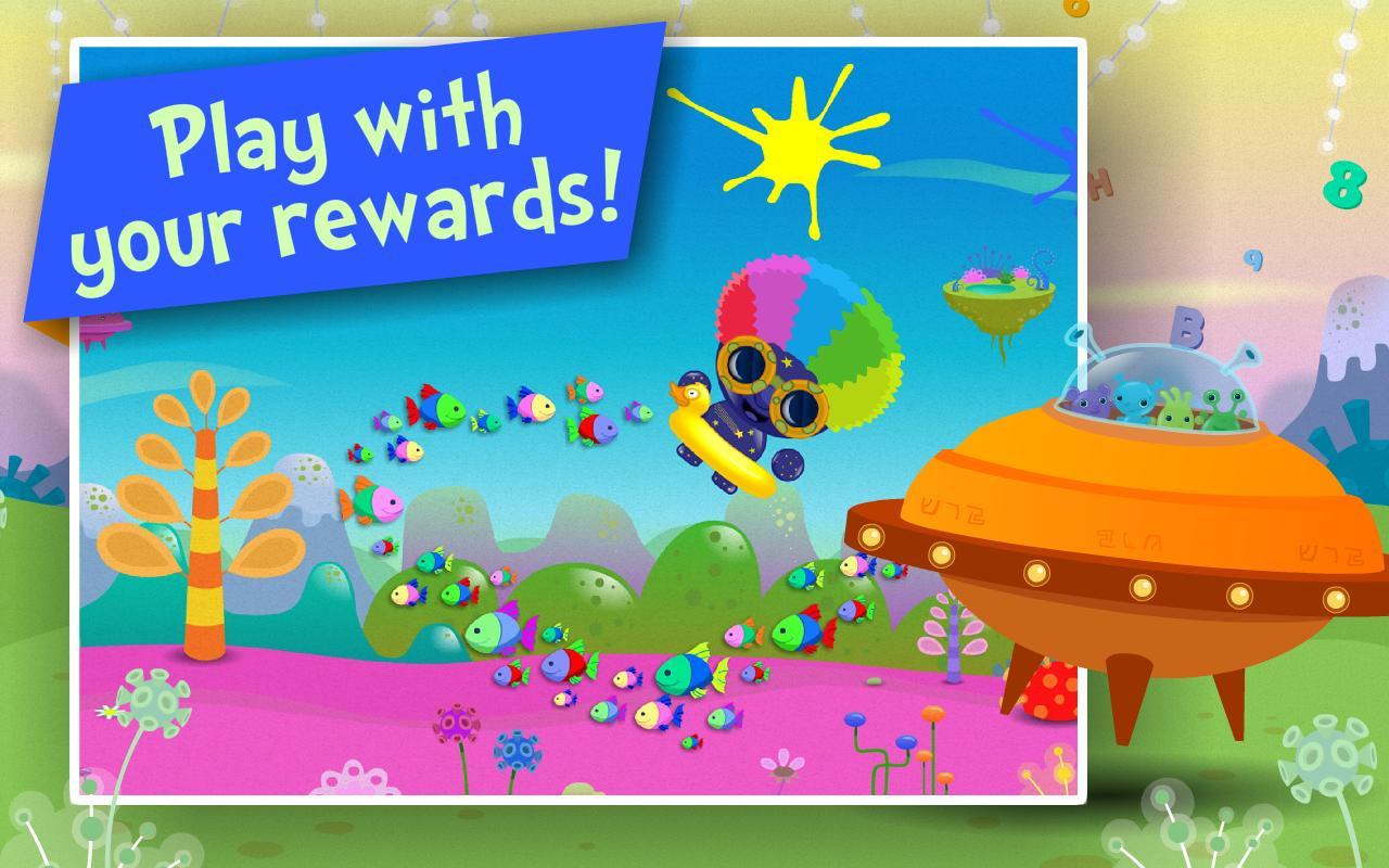 Fun Preschool Creativity Game- screenshot