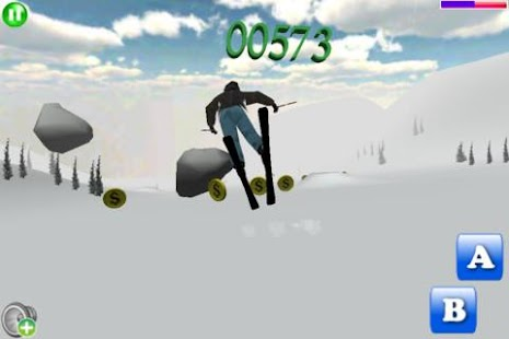 Ski Full Tilt 3D Free - screenshot thumbnail