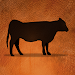 Mobile Cattle Tracker Icon