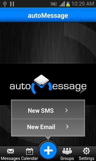 autoMessage - SMS SCHEDULER