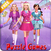 Puzzle Games Barbie : princess