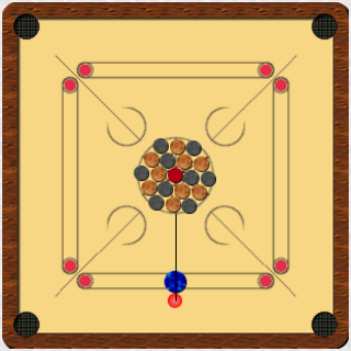 Carrom Board  screenshots 2