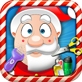 Santa Christmas Shave
