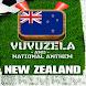 NEW ZEALAND VUVUZELA / ANTHEM!