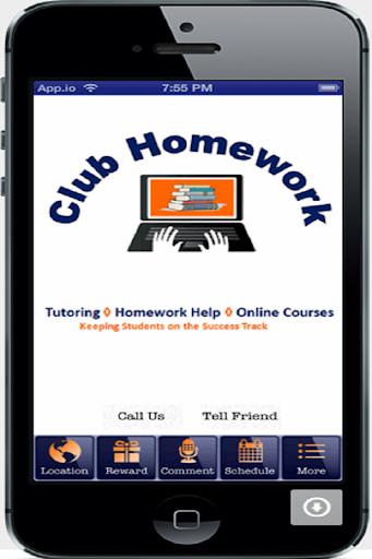 Club Homework