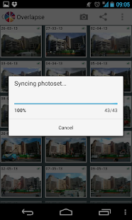 Overlapse -Timelapse Made Easy - screenshot thumbnail