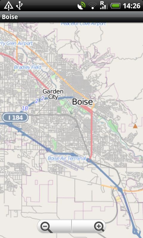Boise Street Map  Android Apps On Google Play
